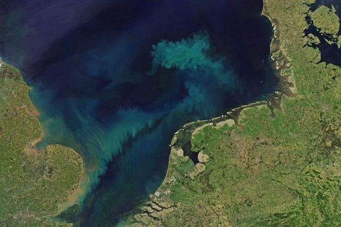 Küresel Isınma, Okyanusların Renginin Değişmesine Sebep Olacak