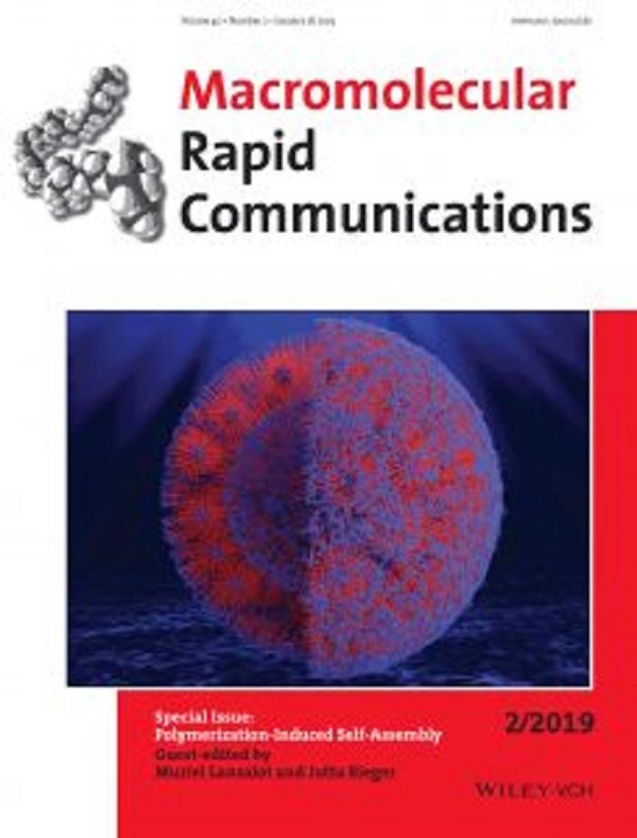 Makromoleküler Hızlı İletişim: Polimerizasyon ile İndüklenen Kendiliğinden Montaj