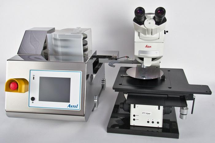 Araştırmacılar, Kara Maddeyi Araştırmak için Süper Hızlı Bir Robot Mikroskop Geliştirdiler
