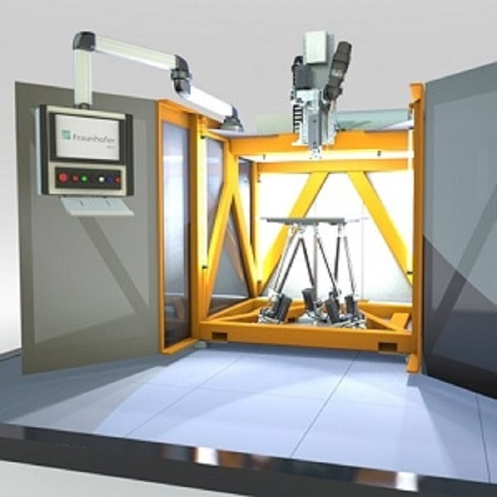Araştırmacılar, Plastiğin Üretim Zamanını Azaltan Ultrafast 3D Yazıcıyı Geliştirdi