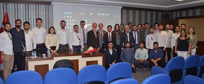 İSTE Üniversitesi Öğrencileri Hidrojen Enerjisi ile Çalışan Araç Yapımı Projesinin Tanıtımını Yaptı