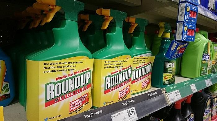 Tarım İlacı Üreticisi Monsanto'ya Kansere Sebep Olduğu Gerekçesiyle 80 Milyon Dolar Ceza