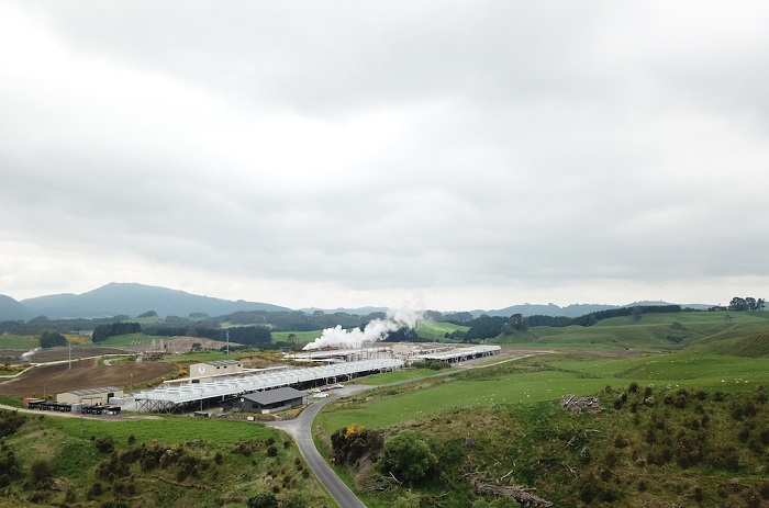 Yeni Zelanda'da Jeotermal Santralde Hidrojen Üretim Tesisi Kurulacak