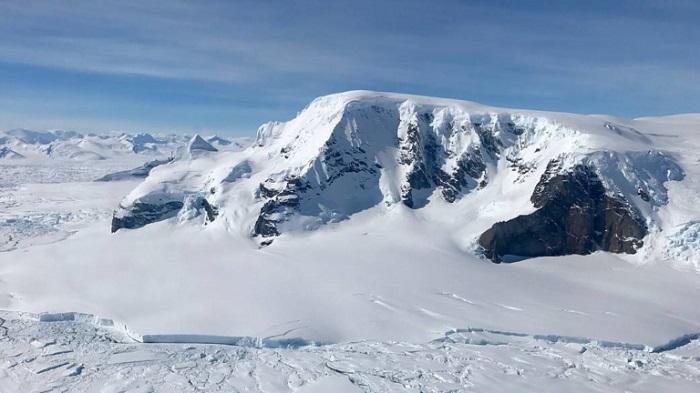 Antarktika 40 Yıl Öncesine Göre Yılda Altı Kat Daha Hızlı Eriyor