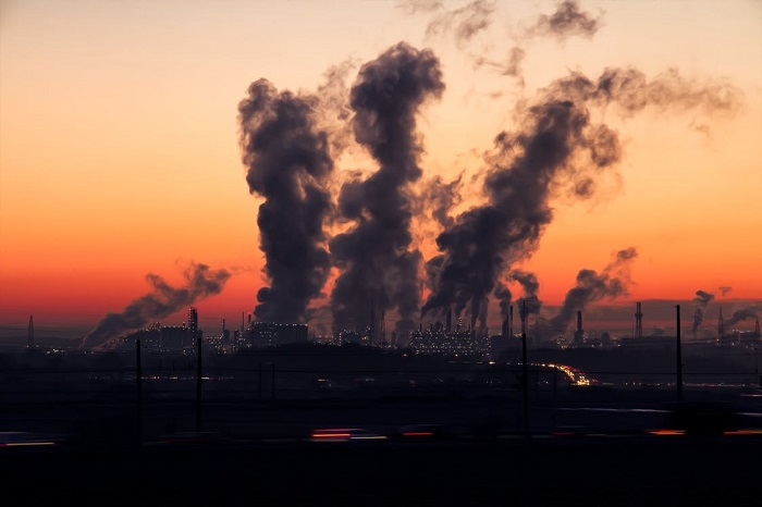 Karbondioksit Seviyeleri Tarihin En Yüksek Değerlerine Ulaştı