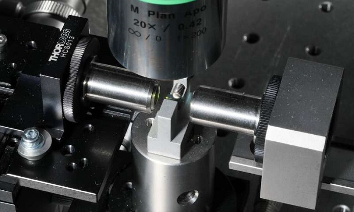 Kompakt Bir Lazer Kaynağıyla Kirlenme Tespit Edilebilir