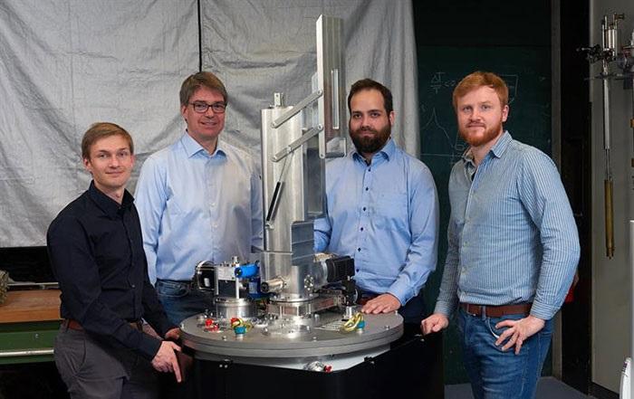 Dünyanın Mutlak Sıfıra Ulaşan İlk Manyetik Soğutucusu Geliştirildi