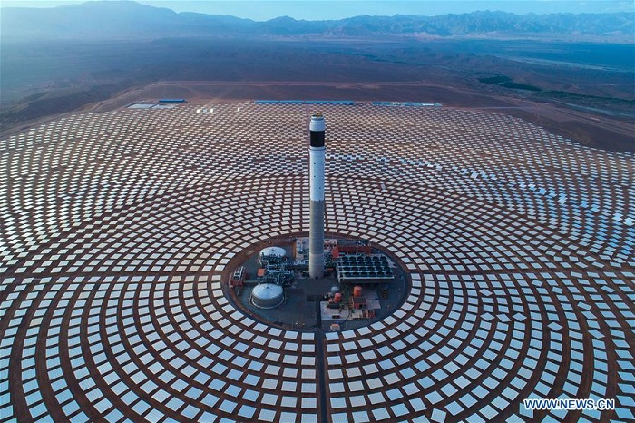 Çin, Yenilenebilir Enerjiye Yatırım Yaparak 7 Milyar Dolar Tasarruf Etti