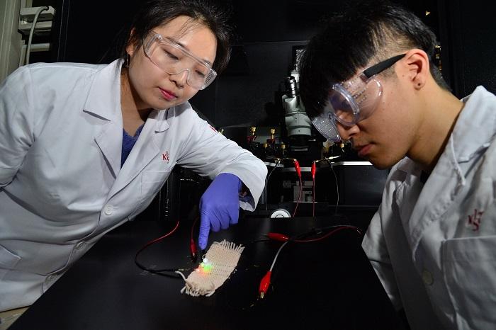 Daha Akıllı Giyilebilir Ürünler Çağında Kullanılabilecek Yıkanabilir Elektronik Tekstil Ürünleri