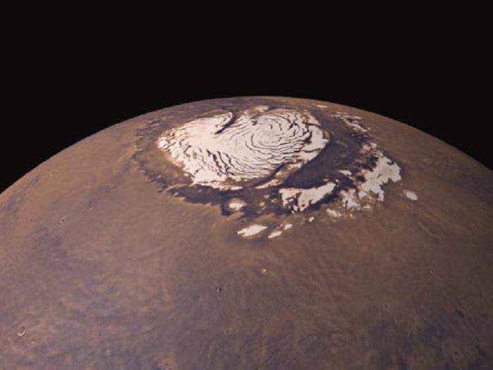 Mars'ı Yaşanabilir Yapmanın Materyal Yolu