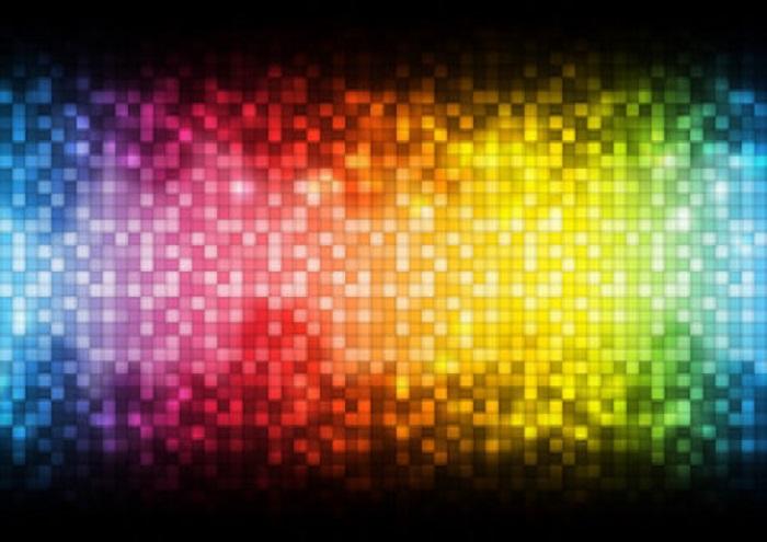 Şimdiye Kadar Oluşturulan En Küçük Pikseller Renk Değiştiren Binaları Aydınlatabilir