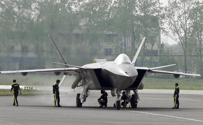 Çin, Radar Sistemlerini Kandırmak için Gizli Bir Teknoloji Geliştiriyor