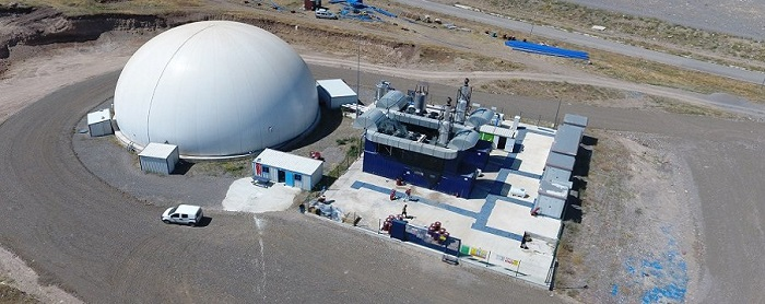 Erzurum B.B. Çöplerden Kurtulurken Enerji Üretiyor