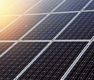 Güneş Pillerinin Enerjik Manzaralarının Haritalandırılması