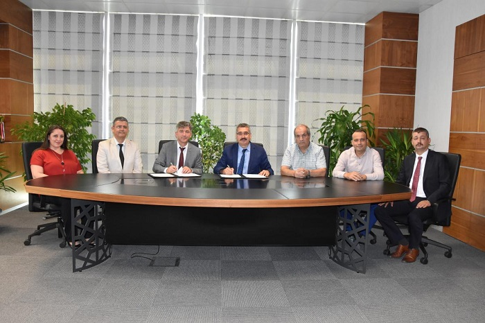 NKÜ ile C.F. Maier Polimer Teknik Ltd. Şti. Arasında Protokol İmzalandı