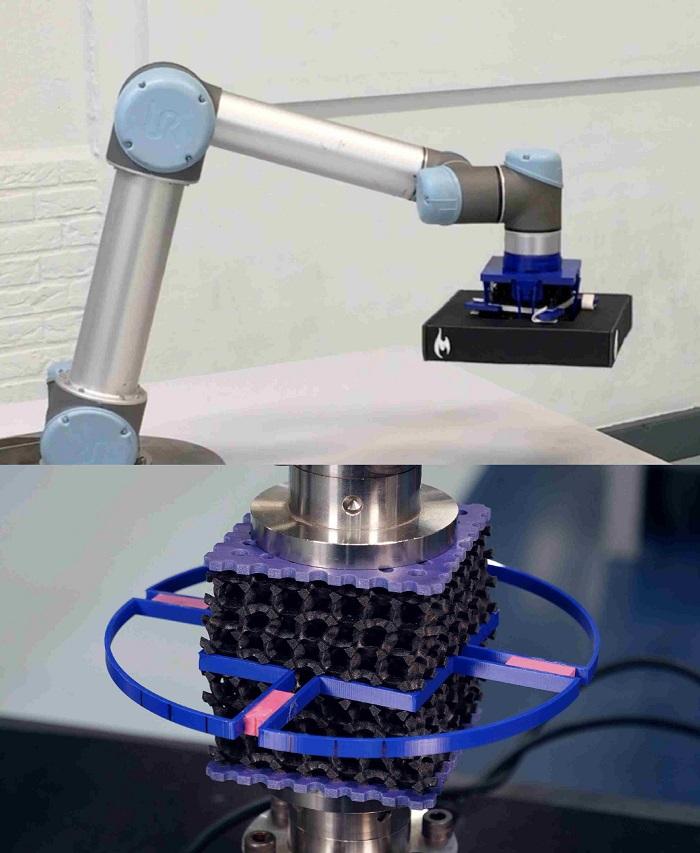 Programlanabilir Yumuşak Aktüatörler, Yumuşak Robotik Sektöründe Büyük Bir Potansiyel Oluşturuyor