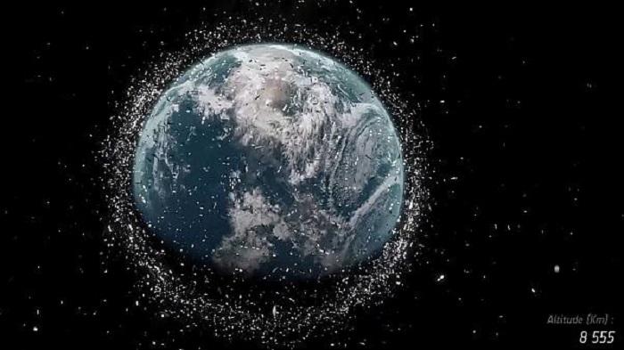 Uzay Çöplerini Temizlemek için Geri Dönüşüm İstasyonu Kurulacak