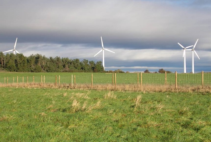 İskoçya, Son 6 Ayda Enerji Kapasitesini İkiye Katlamak için Yeterli Rüzgar Enerjisi Üretti