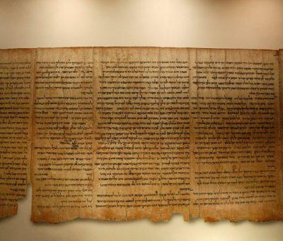 Ölü Deniz Yazmaları : Binlerce Yıl Bozulmayacak Bir Kitabın Nasıl Yapılacağını Gösteriyor