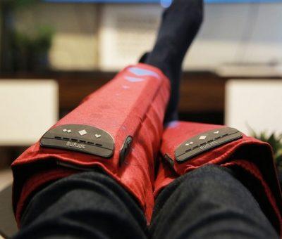 Spryng Bacaklardaki Dolaşımı Artırmak ve Kas İyileşmesini Hızlandırmak için Bacak Kaslarının Doğal Hareketlerini Taklit Ediyor