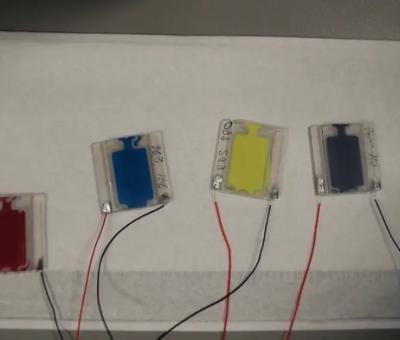 Boya Kaplı Partiküller Nihayet E-Okuyuculara Renk Getirebilir
