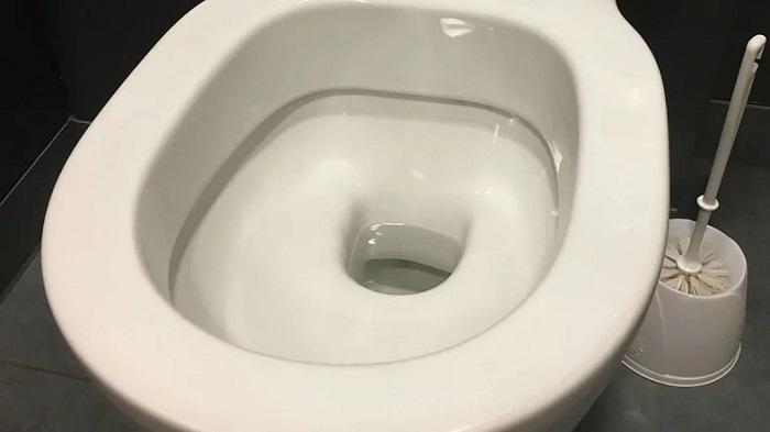 Bilim İnsanları, Tuvalet Yüzeyini Kayganlaştırarak Yapışmaları Önleyen Sprey İcat etti