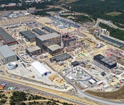 Dünyanın En Büyük Tokamak Füzyon Reaktörünü Barındıracak Binanın İnşaatı Tamamlandı