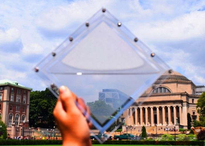 Işığı ve Isıyı Dinamik Olarak Kontrol Eden Gözenekli Polimer Kaplamalar