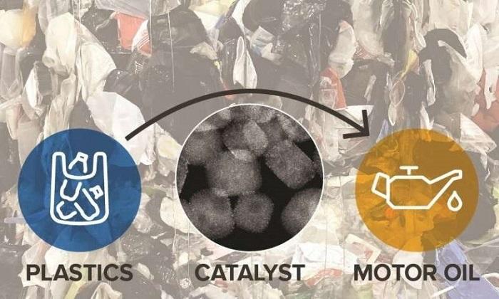 Plastik Atıklar Greslere Dönüştürülüyor