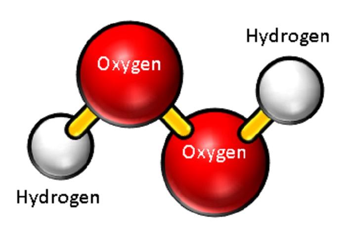 Su + Hava + Elektrik = Hidrojen Peroksit