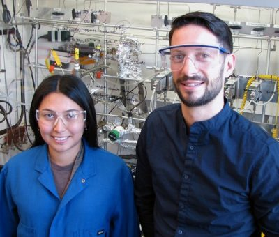 Yeni Bir Katalizör Karbondioksitin Yakıta Dönüştürülmesine Yardım Edecek