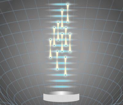 Yer Çekimini Ölçmenin Yeni Yolu: Serbest Dolaşan Atomları Kullanmak
