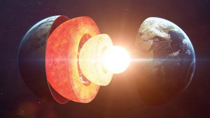 """Araştırmacılar: Dünya'nın İç Çekirdeğine """"Demir Kar"""" Yağıyor"""