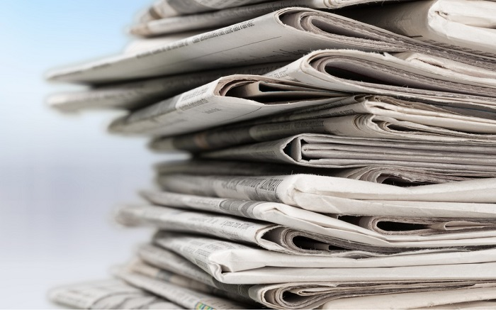 Eski Gazeteler Karbon Nanotüpleri Geliştirmek için Kullanılabilmektedir