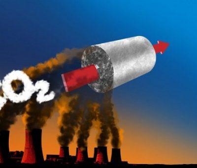 Karbondioksit Yakalayan Yeni Malzeme – Sürdürülebilir, Düşük Maliyetli ve Verimli