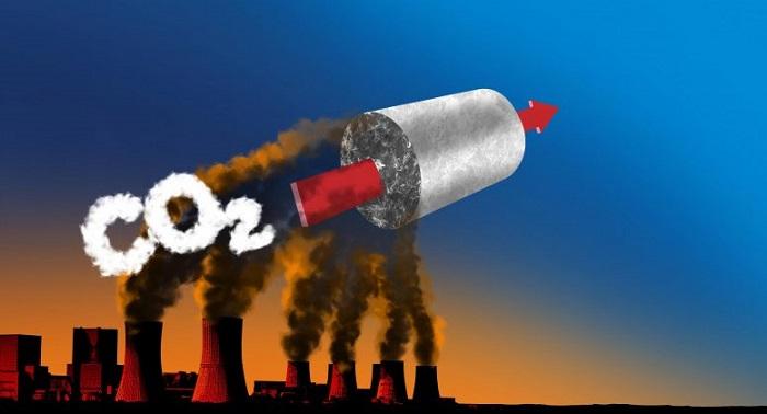 Karbondioksit Yakalayan Yeni Malzeme - Sürdürülebilir, Düşük Maliyetli ve Verimli