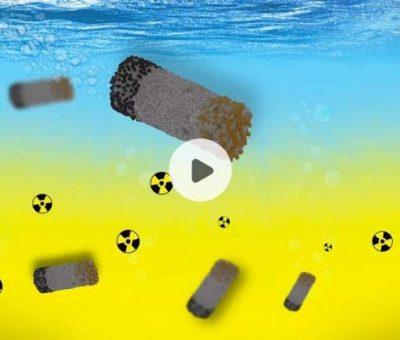 Radyoaktif Atıkları Temizleyen Mikro-Robotlar