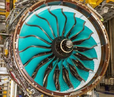 Rolls-Royce Yeni Kompozit Tesisi Açıyor