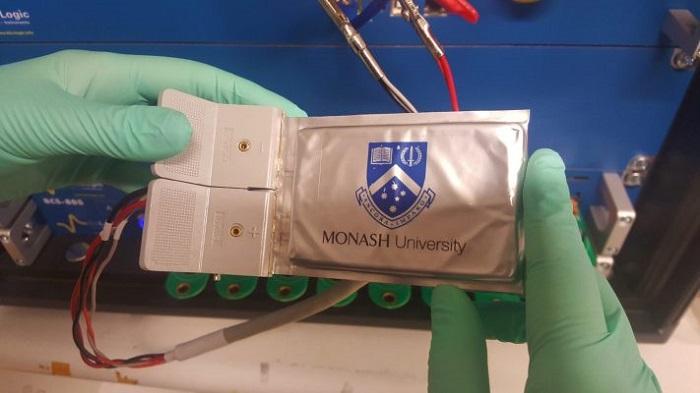 Yeni Lityum-Kükürt Piller