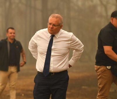 Avustralya: Dünyaya İklim Hareketinin Nasıl Göründüğünü Gösteriyor