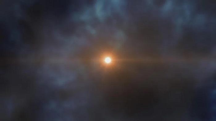 Gökbilimciler, İlkel Bir Yıldızın Atmosferinde Oksijen Tespit Ettiler