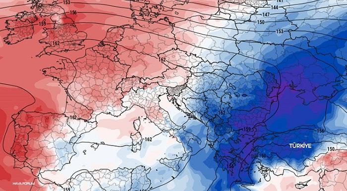 Derin Öğrenme, Sıcak ve Soğuk Hava Dalgalarını Kesin Bir Şekilde Tahmin Ediyor