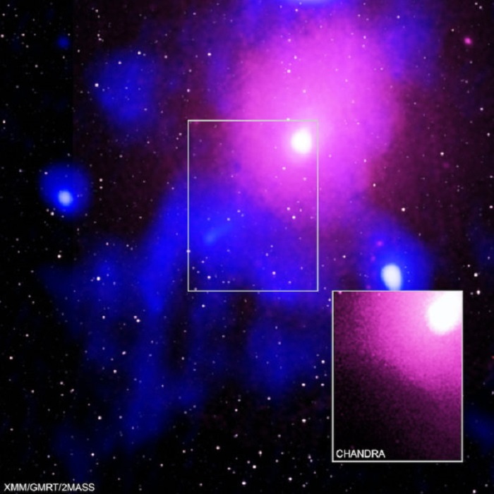 Gökbilimciler Uzay Tarihi'ndeki En Büyük Patlamayı Keşfetti