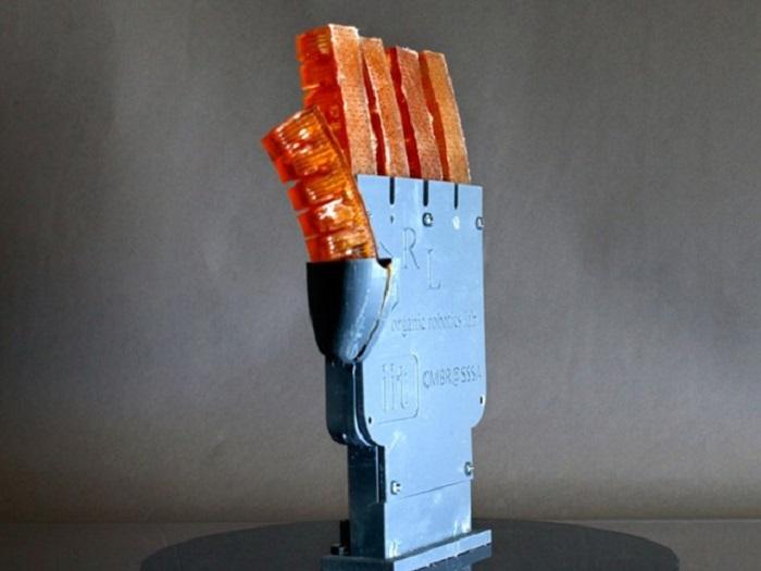 Terleyen Robotlar Sıcaklığı Yendi