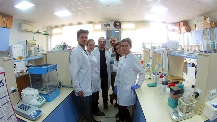 TOGÜ'de Kovid-19 Tanı Kitinde Kullanılan Enzimler Üretildi