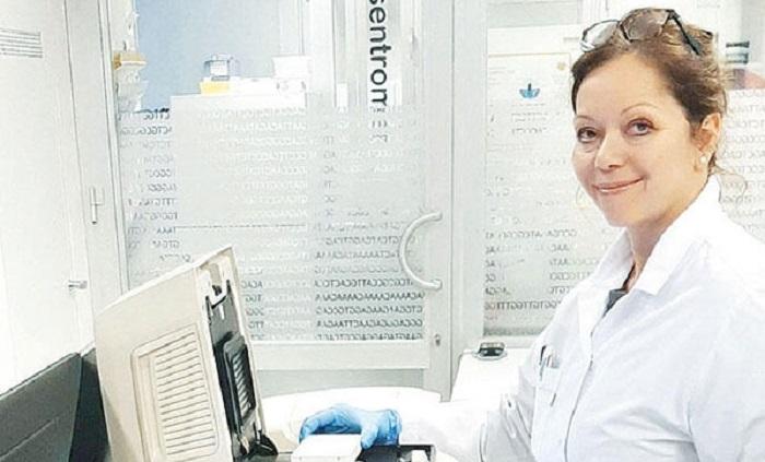 Türk Bilim Kadını Covid-19 Tanı Kiti Üretti