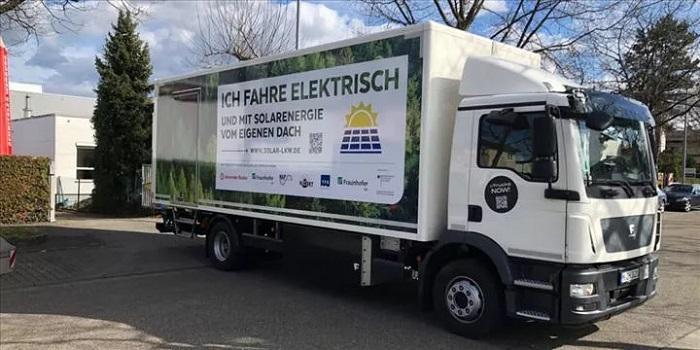 Alman Fraunhofer Ise, Araçlara Monte Edilebilen Güneş Panelleri Üzerinde Çalışıyor