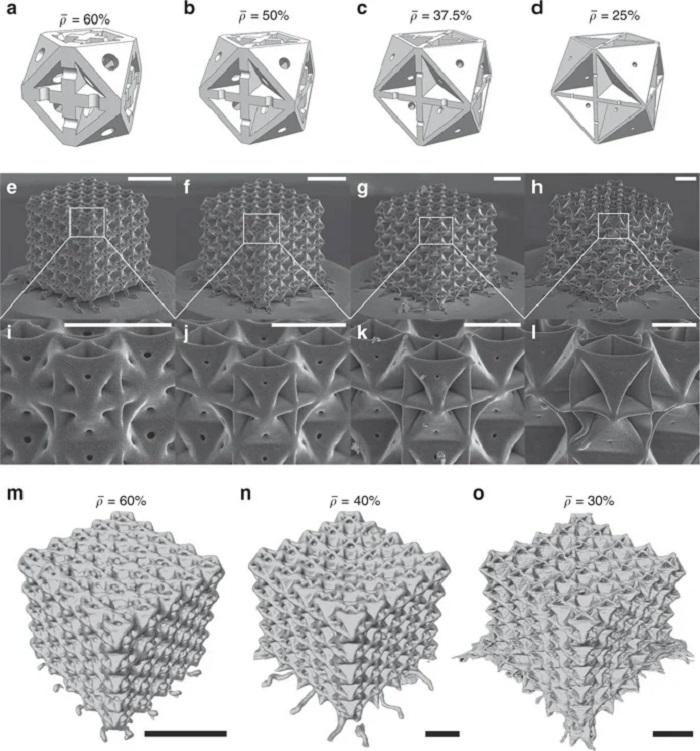 Elmastan Daha Güçlü Bir Nano Ölçekli Karbon Kafes Oluşturuldu