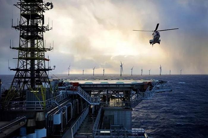 Norveç'te Bulunan Petrol ve Gaz Platformları, Enerjisini Rüzgâr Çiftliklerinden Sağlayacak