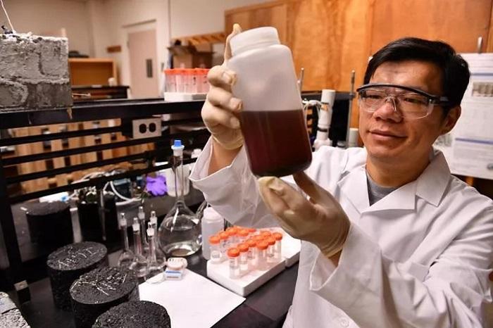 Üzüm Kabuklarından Buz Çözücü Solüsyon Üretildi